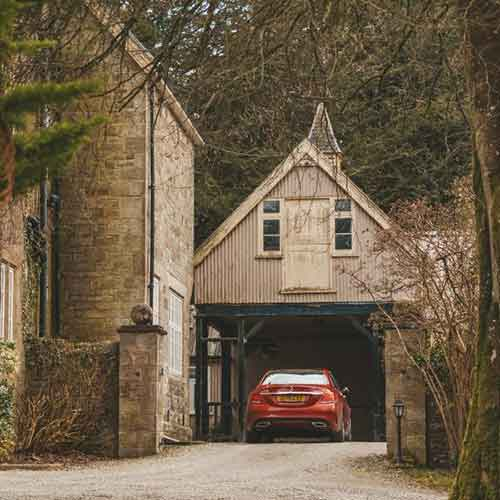 Planning permission for a garage