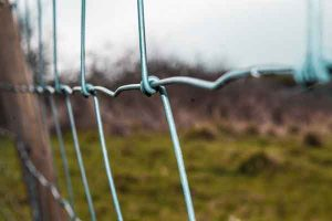 Apex Planning Chain link fence