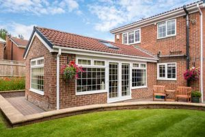 Apex Improve don't move showing Modern Sunroom external